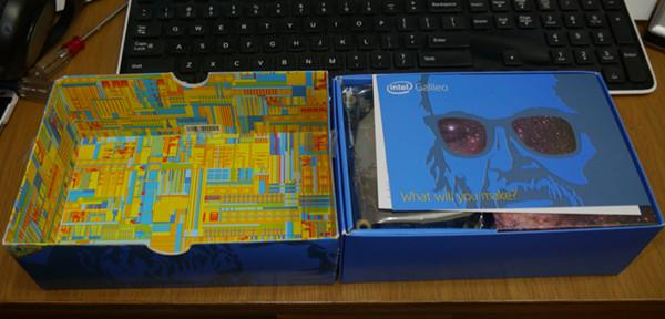 x86 版的 arduino 来了,intel galileo 开发板的体验