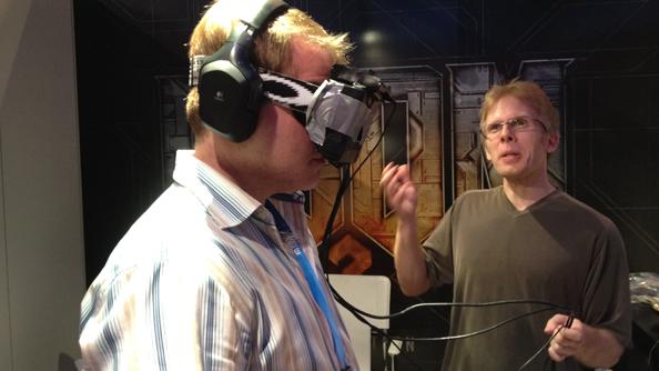john carmack oculus development