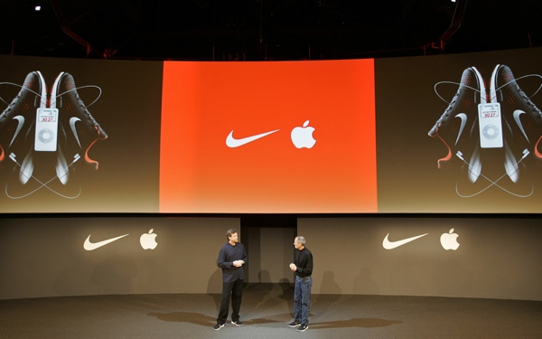 Nike and Apple Announce the Launch of the Nike+iPod - May 23, 2006