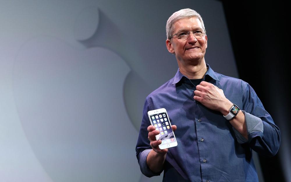 围观苹果发布会之前,苹果 CEO 为你口述 Apple Watch