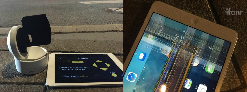 手机也能拍大片 智能云台Motrr Galileo评测
