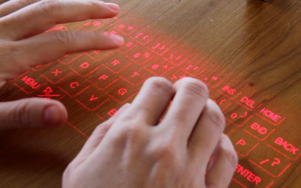 苹果申请新专利,想让虚拟键盘也有触觉反馈
