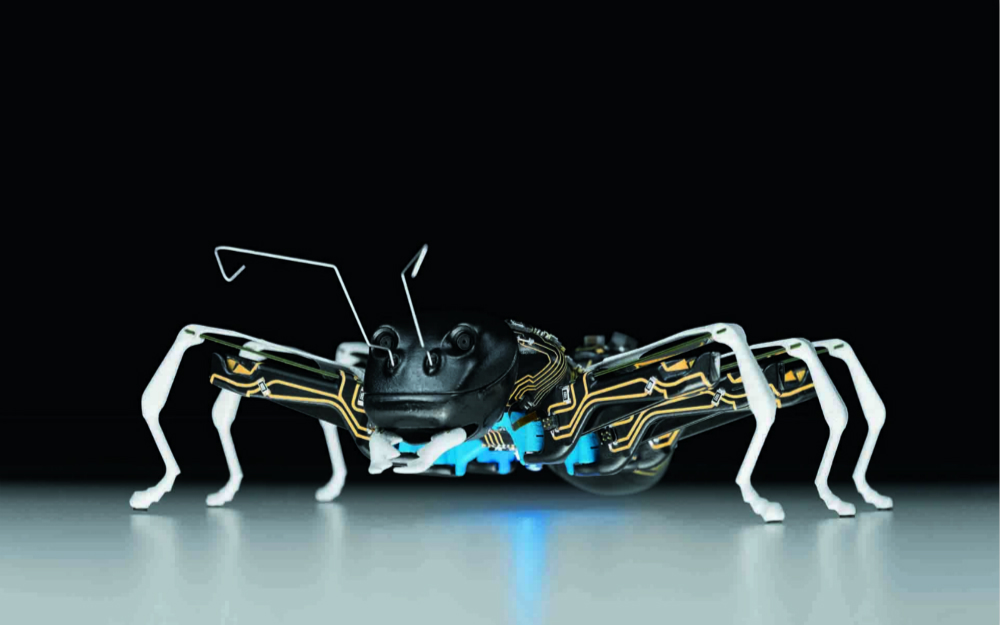 Festo-uses-swarm-intelligence-to-develop-artificial-ant-robots