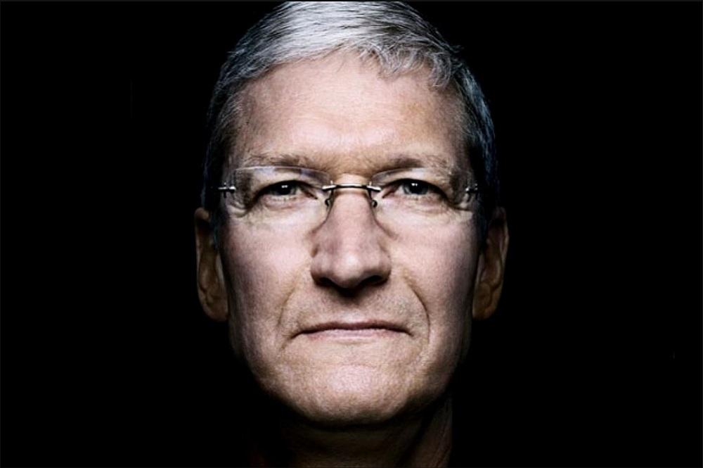 库克裸捐:拥抱世界的苹果