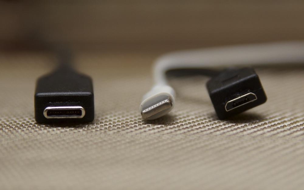新 MacBook 上的 USB-C 是个什么东西?