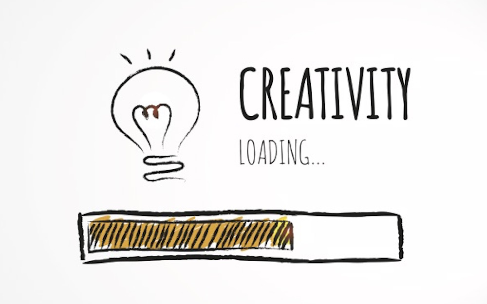 如果你也觉得创造力快枯竭了