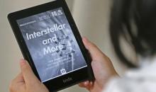 Kindle Voyage 评测:接近印刷书籍的显示效果